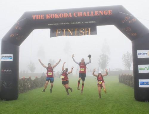 Toowoomba Kokoda Challenge 2016